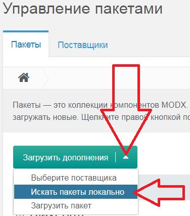 Установка анти-спам плагина на MODX